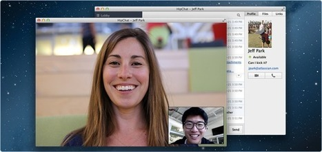 HipChat launches one-to-one video, audio and screensharing for all users | Edumorfosis.it | Scoop.it