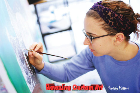 Turn Photo into Painting to Save Photographs for a Long   Custom Art   Scoop.it