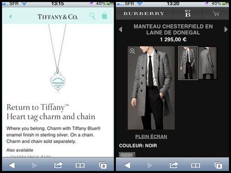 Luxe et e-Commerce : Chiffres, Tendances et Best Practices - Web and Luxe - Blog Luxe Marketing | Chiffres clés E-commerce | Scoop.it