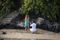 Are you going to ask her for her hand? | Maui Wedding Photographer | Dream Weddings Hawaii | Scoop.it