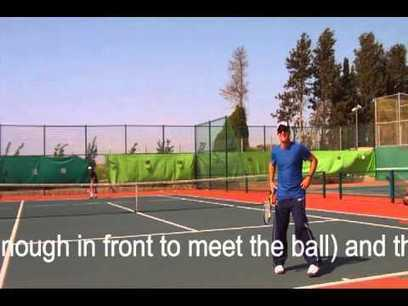 Volley like a pro with drills   Ace Tennis Lessons   Scoop.it