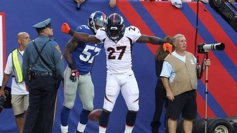 Denver Broncos' Knowshon Moreno becomes LeSean McCoy's Latest Target - Rant Sports | Fantasy football | Scoop.it