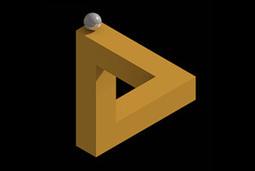 Penrose Triangle Animation | Психологическая экосистема | Scoop.it