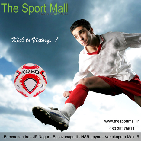 Home page | Sports items online in India | Scoop.it