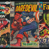 One Comics Fan's Cosmic Quest to Collect All of Jack Kirby's Covers | MulderComicReport | Scoop.it