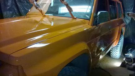 Joonan pinttii: Ensimmäinen oma auto maalattu | Pintakilta Original | Scoop.it