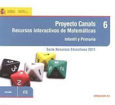 Proyecto Canals (Infantil y primaria) | MATEmatikaSI | Scoop.it