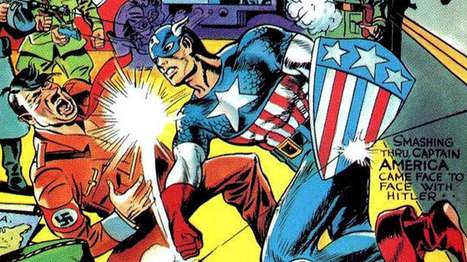 Captain America's Greatest Moments in Comics - Crave Online | The Great Depression Info or The Golden Age of Comics | Scoop.it