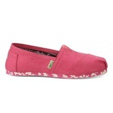 Pink Recyclable Women's Earthwise Classics | TOMS.com | expensiven | Scoop.it