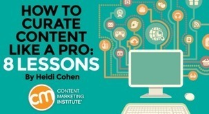 How To Curate Content Like A Pro: 8 Lessons (Examples Included) | Teaching and Learning techniques | Scoop.it