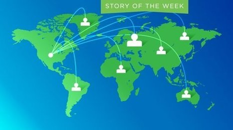 Crowdsourcing Apps Could be the Future of Info Gathering | Social Media Applications | Scoop.it
