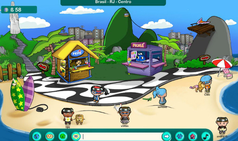 Rede social infantil reúne jogos e conteúdo educacional   Inovação Educacional   Scoop.it