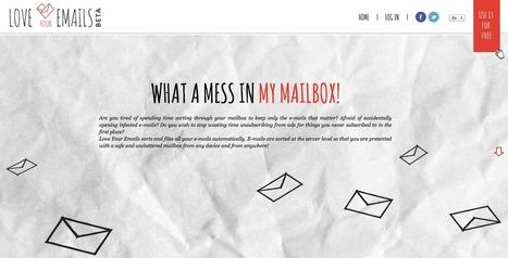 [Exemple à suivre] Comment j'ai sauvé ma boite de réception email | Butinage | Scoop.it