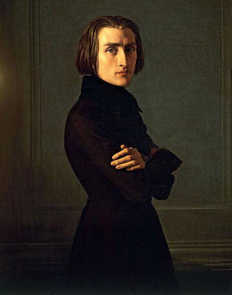 JOUR DE SIÈCLE : 22 octobre 1811 - Naissance de Franz Liszt   Festival Baroque de Tarentaise : actualités & rendez-vous   Scoop.it