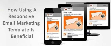 How Using A Responsive Email Marketing Template Is Beneficial | AlphaSandesh Email Marketing Blog | best email marketing Tips | Scoop.it