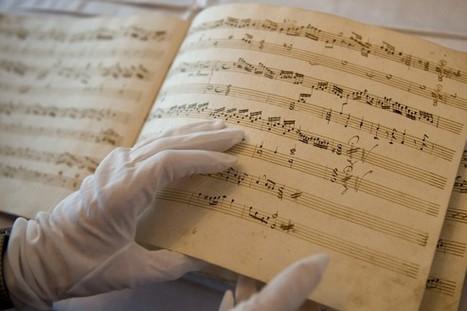 Mozart, un inédit pas anodin | Merveilles - Marvels | Scoop.it