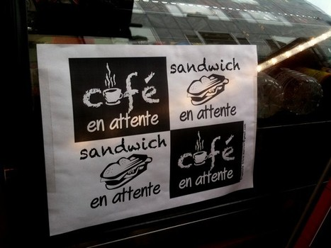 A Rouen, les cafés sont mis en attente | @grand_rouen | Rouen | Scoop.it