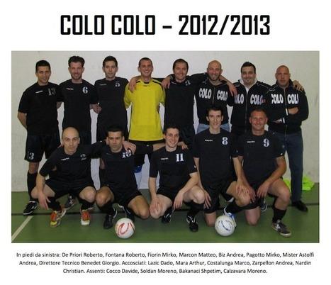 COLO COLO, TUTTI I SEGRETI DEL SUCCESSO. INTERVISTA A MISTER ASTOLFI   Futsal e calcio a cinque in provincia di Pordenone   Scoop.it