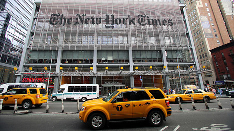 The New York Times strategy memo - CNNMoney | Multimedia Journalism | Scoop.it