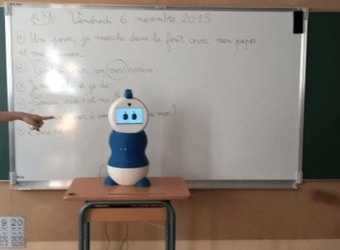 Un robot open source à l'école | Robótica Educativa! | Scoop.it