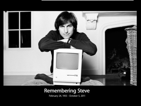 Remembering Steve   iPads, MakerEd and More  in Education   Scoop.it