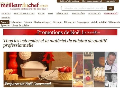 Le Blog Meilleur du Chef - La qualité professionnelle pour tous   Actualité de la gastronomie   Scoop.it