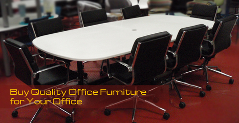 Buy Quality Office Furniture for Your Office | Office Furniture UK | Scoop.it