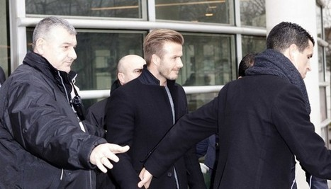 Mercato/Ligue 1 : pourquoi le PSG recrute David Beckham   le recrutement et les talents   Scoop.it