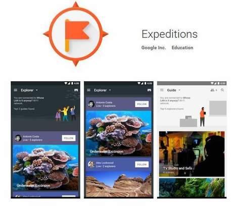 Expeditions, la app de Realidad Virtual de Google para educadores | InEdu | Scoop.it