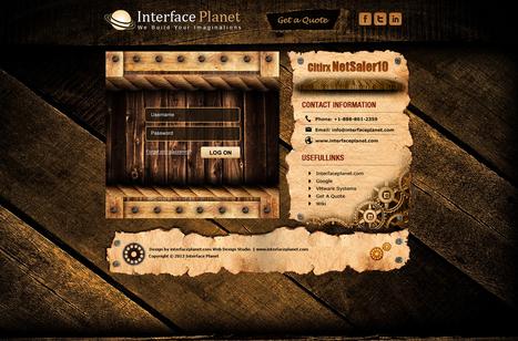 Citrix NetScaler Login Page Customization Services | Interface Planet | Interface Customization Services | Scoop.it