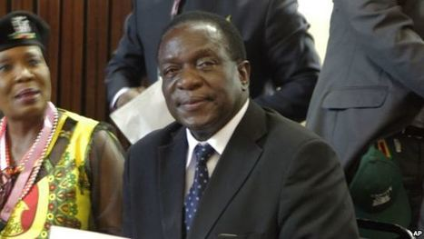 Zimbabwe's New Vice Presidents Set to Take Oaths - Voice of America | NGOs in Human Rights, Peace and Development | Scoop.it
