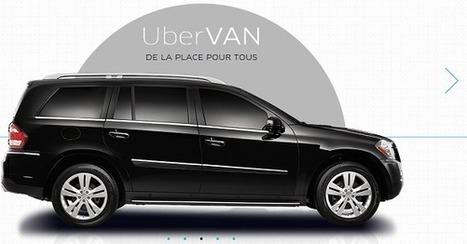 Anticipation : et si Uber utilisait les voitures autonomes Google ? | Véhicules du Futur | Scoop.it