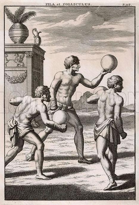 Aux racines du handball | carlosgsanchez | Scoop.it
