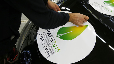 Cop21: corporate sponsors accused of 'greenwashing' - Financial Times | Alexandre Pasche | Scoop.it