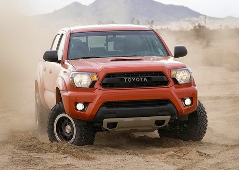 2015 Toyota Tacoma Diesel Redesign & Release Date | New Cars Release | New Cars Release | Scoop.it
