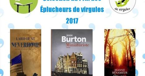 Escapages: Le prix des éplucheurs de virgules - la sélection 2017 avec les bibliothèques publiques de Rixensart | Escapages | Scoop.it