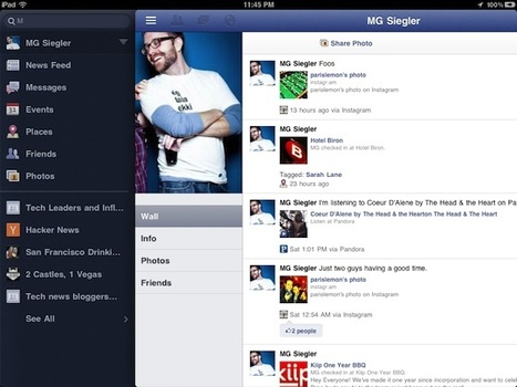 Facebook iPad App Developer Quits After Repeated Launch Delays | Social Media Updates | Scoop.it