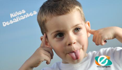 Niños desafiantes y desobedientes. ¿Por qué son desafiantes? | Recull diari | Scoop.it