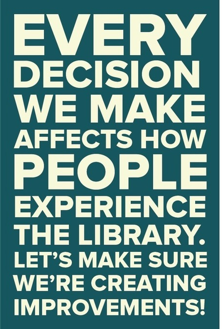 The Usable Library: Straight talk from Influx Library User Experience | Media and Information Literacy for Next Gen | Scoop.it