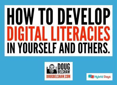 How to develop Digital Literacies in yourself and others | SENSES project: Assembling your digital toolkit | Scoop.it