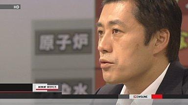 Goshi Hosono évoque l'avenir du nucléaire | NHK WORLD French | Japon : séisme, tsunami & conséquences | Scoop.it