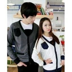 Grosir Baju Couple Cardigan   Baju Korea   Scoop.it