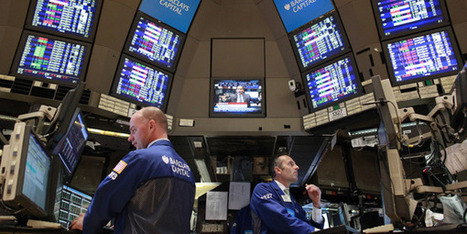 Man vs. Machine on Wall Street: How Computers Beat the Market   Algorithmic Trading   Scoop.it