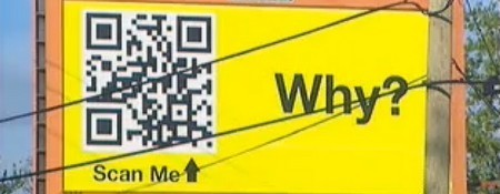 QR Code and Two dimensional Bar Code News   Visual*~*Revolution   Scoop.it