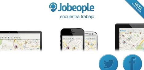 Web y App. Encontrar empleo de una manera diferente | Emplé@te 2.0 | Scoop.it