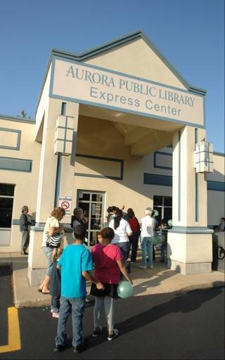 Express Center brings Aurora library services to neighborhood - Chicago Daily Herald   SocialLibrary   Scoop.it