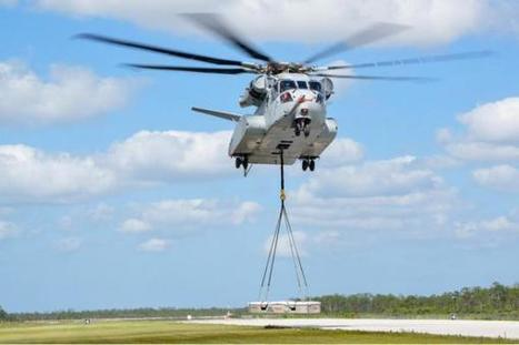 Sikorsky receives $232 million King Stallion helicopter contract modification | Helicopters | Scoop.it