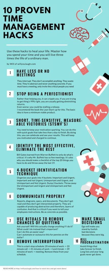 10 Proven Time Management Hacks   Good News For A Change   Scoop.it