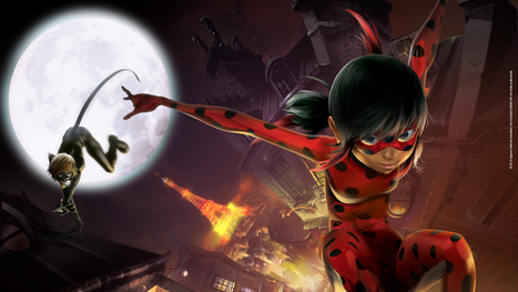 TV Kids   Worldwide Sales for Superhero Toon LadyBug   Miraculous Ladybug   Scoop.it