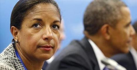 """Heather Ginsberg - Susan Rice on Benghazi: """"I don't have time to think about false controversy"""" 
